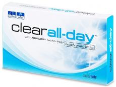 Kontaktní čočky ClearLab - Clear All-Day (6čoček)