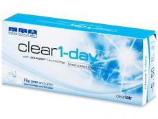 Ostatní výrobci - Clear 1-Day (30čoček)