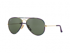 Sluneční brýle Aviator - Ray-Ban AVIATOR FULL COLOR RB3025JM 172