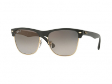 Sluneční brýle Browline - Ray-Ban Clubmaster Oversized RB4175 877/M3