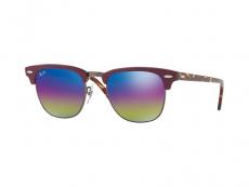Sluneční brýle Browline - Ray-Ban Clubmaster RB3016 1222C2