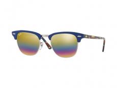 Sluneční brýle Clubmaster - Ray-Ban CLUBMASTER RB3016 1223C4