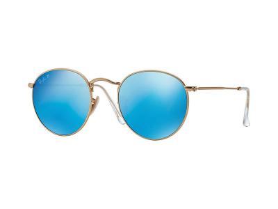 Sluneční brýle Ray-Ban Round Metal RB3447 112/4L