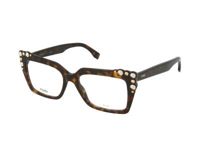 Brýlové obroučky Fendi FF 0262 086