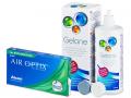 Air Optix for Astigmatism (6 čoček) +roztokGelone360ml