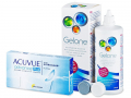 Acuvue Advance PLUS (6 čoček) + roztok Gelone 360ml