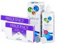 FREQUENCY XCEL TORIC (2x3 čočky) +roztokGelone360ml