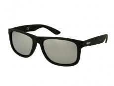 Dámské sluneční brýle - Sluneční brýle Alensa Sport Black Silver Mirror