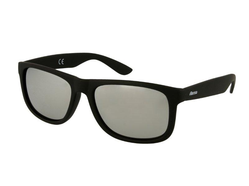 Sluneční brýle Alensa Sport Black Silver Mirror