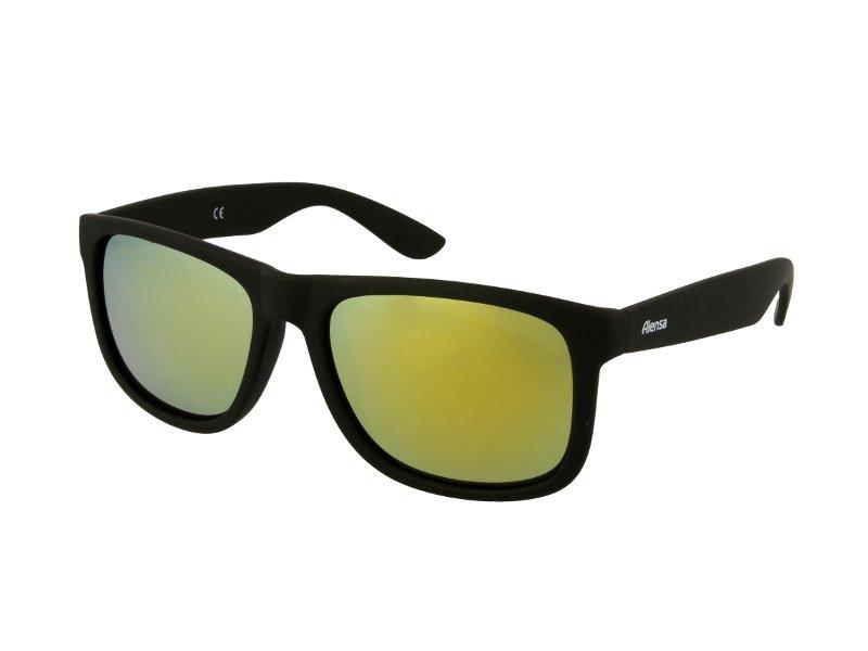 Sluneční brýle Alensa Sport Black Gold Mirror