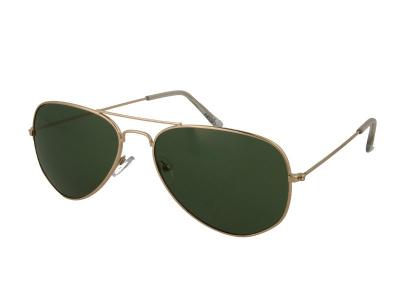 Sluneční brýle Sluneční brýle Alensa Pilot Gold