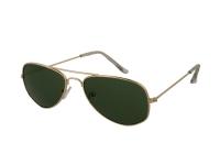 Dětské sluneční brýle Alensa Pilot Gold