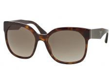 Sluneční brýle Oversize - Prada PR 10RSF 2AU3D0