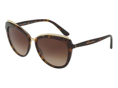Sluneční brýle Dolce & Gabbana DG 4304 502/13