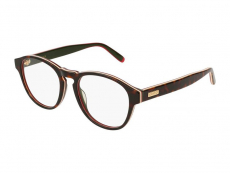 Kulaté dioptrické brýle - Gucci GG0273O-002