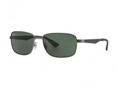 Obdélníkové sluneční brýle - Ray-Ban RB3529 029/71