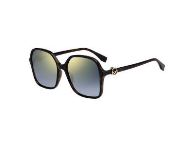 Sluneční brýle Fendi FF 0287/S 086/FQ