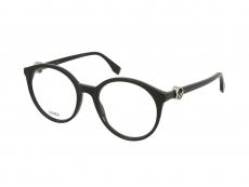 Kulaté brýlové obroučky - Fendi FF 0309/807