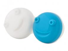 Pouzdra na kontaktní čočky - Náhradní pouzdro do vibrační kazetky - modré