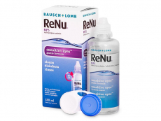 Roztoky Renu - Roztok ReNu MPS Sensitive Eyes 120 ml