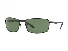 Obdélníkové sluneční brýle - Ray-Ban RB3498 002/71