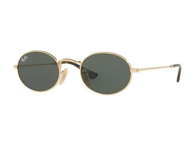 Sluneční brýle Ray-Ban Oval Flat Lenses RB3547N 001