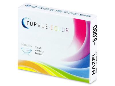 VÝPRODEJ: TopVue Color - dioptrické (2čočky)
