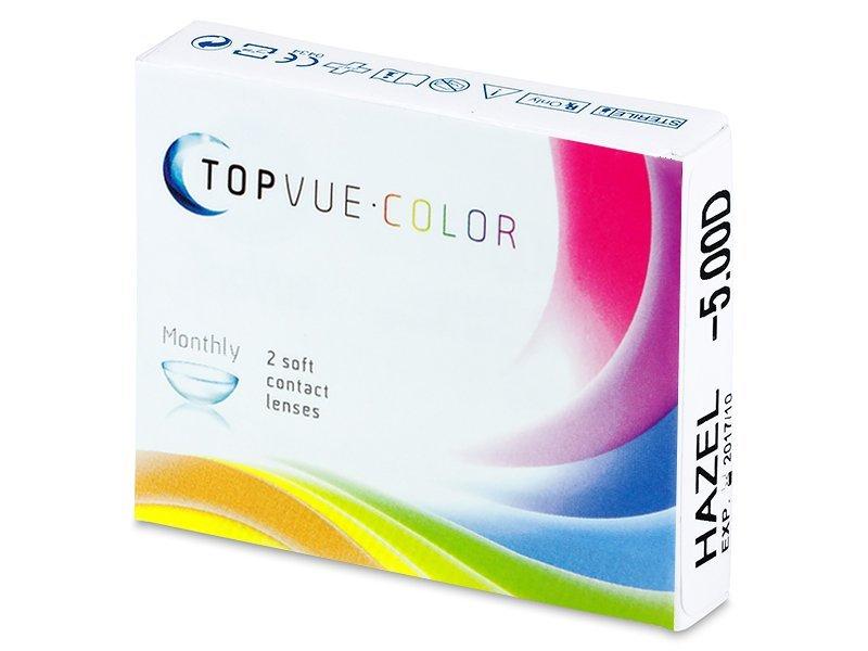 VÝPRODEJ: TopVue Color - dioptrické (2čočky) - TopVue