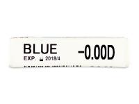 TopVue Color - nedioptrické (2čočky) - Náhled parametrů čoček