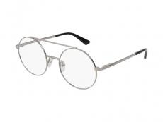 Kulaté brýlové obroučky - Alexander McQueen MQ0140O 003