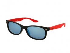 Sluneční brýle Classic Way - Dětské sluneční brýle Alensa Sport Black Red Mirror