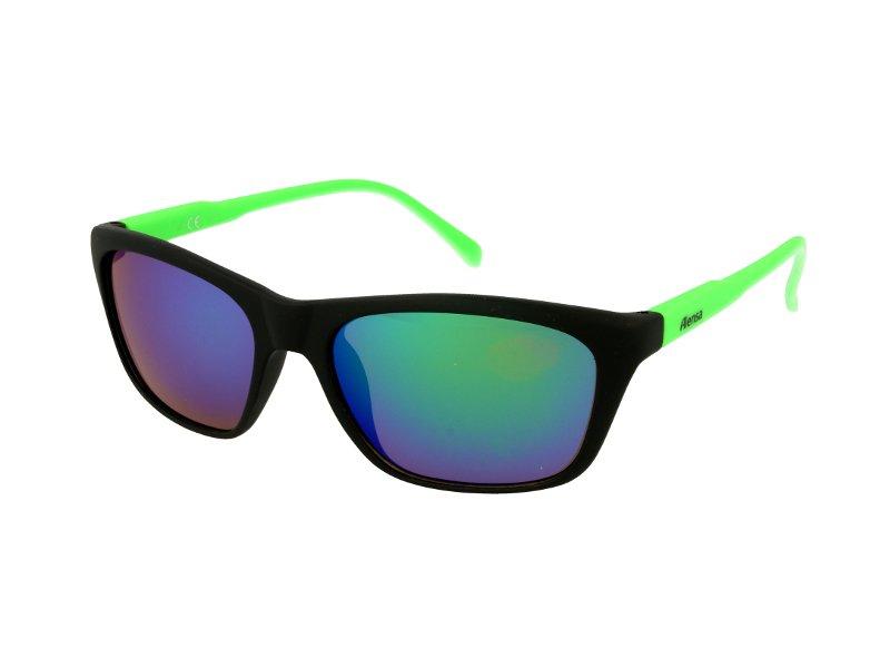 Sluneční brýle Alensa Sport Black Green Mirror