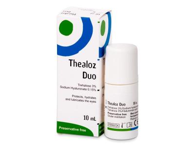 Oční kapky Thealoz Duo 10 ml  - Předchozí design