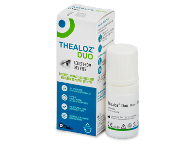 Oční kapky Thealoz Duo 10 ml  - Oční kapky