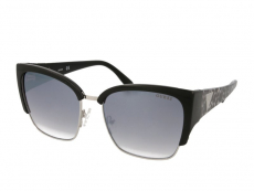 Sluneční brýle Guess - Guess GU7564 01C