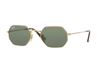 Sluneční brýle Ray-Ban Octagonal Flat Lenses RB3556N 001