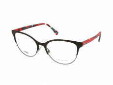 Dioptrické brýle Browline - Fendi FF 0174 TWI