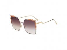 Sluneční brýle Oversize - Fendi FF 0259/S 35J/NQ