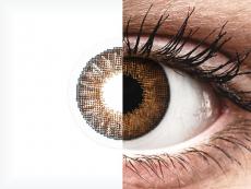 Air Optix Colors - Brown - dioptrické (2čočky)