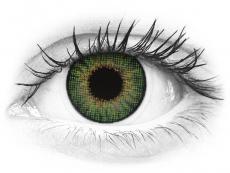 Air Optix Colors - Green - nedioptrické (2 čočky)