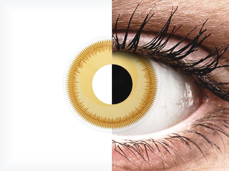 ColourVUE Crazy Lens - Avatar - nedioptrické (2čočky)