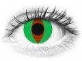 ColourVUE Crazy Lens - Raptor - nedioptrické (2čočky)