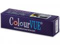 ColourVUE Crazy Lens - Sky Blue - nedioptrické (2čočky)