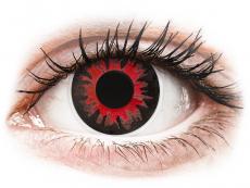 Barevné kontaktní čočky - ColourVUE Crazy Lens - Volturi - nedioptrické (2čočky)
