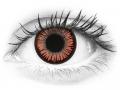 ColourVUE Crazy Lens - Vampire - nedioptrické (2čočky)