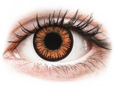 Barevné kontaktní čočky - ColourVUE Crazy Lens - Twilight - dioptrické (2čočky)