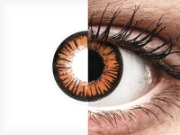 ColourVUE Crazy Lens - Twilight - dioptrické (2čočky)