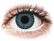 Kontaktní čočky - TopVue Color - Blue - dioptrické jednodenní (10čoček)