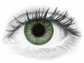 TopVue Color - Green - nedioptrické (2čočky)