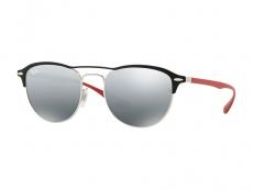 Sluneční brýle Clubmaster - Ray-Ban RB3596 909188